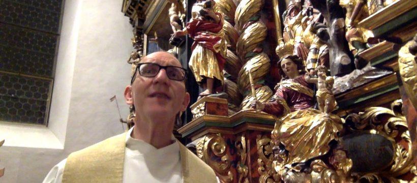 Jean-Pierre Brunner, der singende Walliser Pfarrer