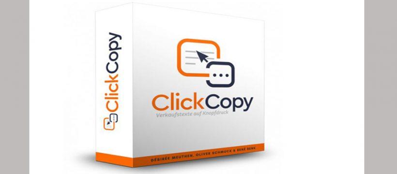 ClickCopy geht mit der Textautomatisierung sehr weit