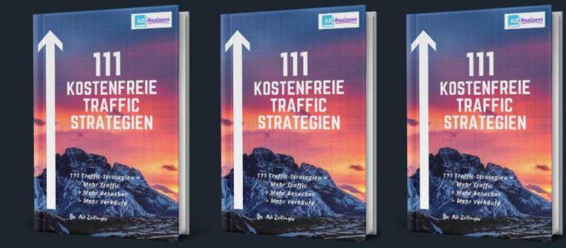 111 kostenfreie Traffic Strategien