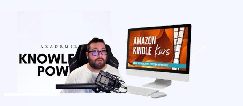 Der Amazon Kindle Kurs wird von Markus Lech geleitet.