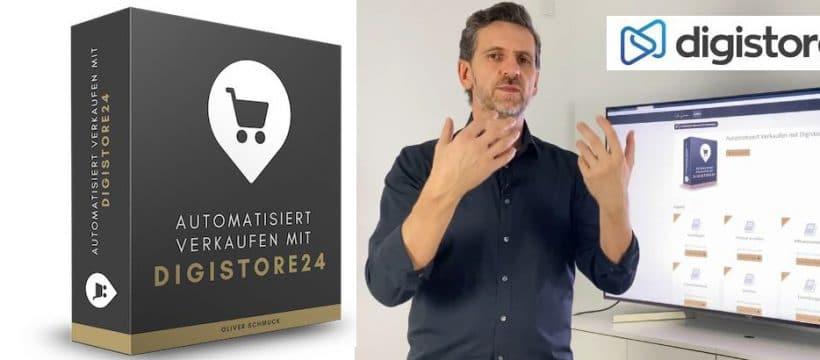 Ein Produkt von Oliver Schmuck: Automatisiert verkaufen mit Digistore24